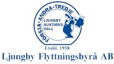 Ljungby Flyttningsbyrå AB logo