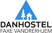 Danhostel Faxe Vandrerhjem logo