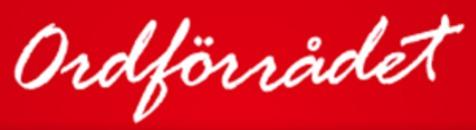 Ordförrådet Bertil Örtenstrand AB logo