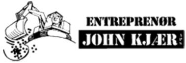 Entreprenør John Kjær ApS logo