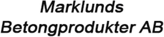 Marklunds Betongprodukter AB logo