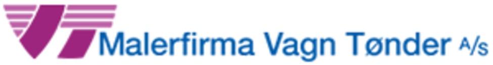 Malerfirma Vagn Tønder A/S logo