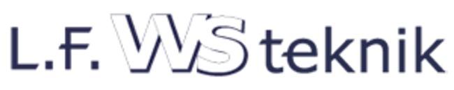 L. F. VVS teknik ApS logo