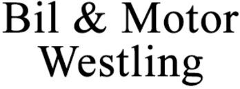 Bil & Motor Westling logo