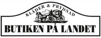 Butiken på Landet logo