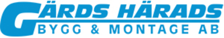 Gärds Härads Bygg & Montage AB logo