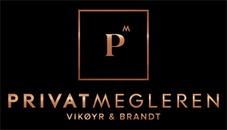 Privatmegleren Vikøyr & Brandt logo