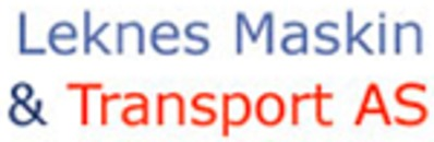 Leknes Maskin & Transport AS logo