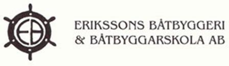 Erikssons Båtbyggeri & Båtbyggarskola Ingmarsö A logo
