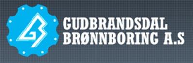 Gudbrandsdal Brønnboring AS logo