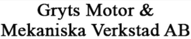 Gryts Motor & Mekaniska Verkstad AB logo
