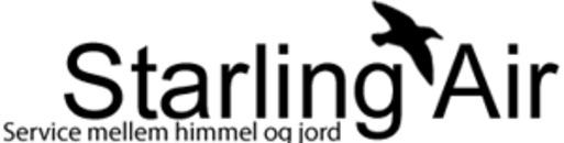 Starling Air Sydfyns Flyveplads logo