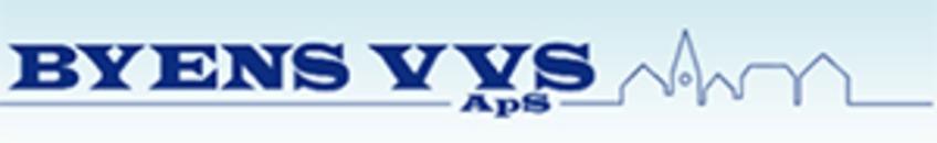 Byens VVS ApS logo