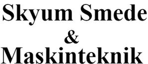Skyum Smede og Maskinteknik logo