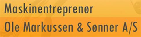 Ole Markussen og Sønner AS logo