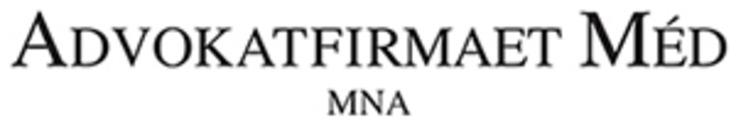 Advokatfirmaet Méd DA logo