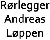 Rørlegger Andreas Løppen logo