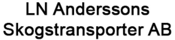 LN Anderssons Skogstransporter AB logo