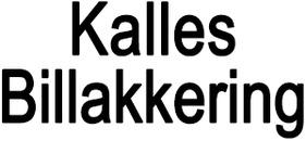 Kalles Billakkering logo