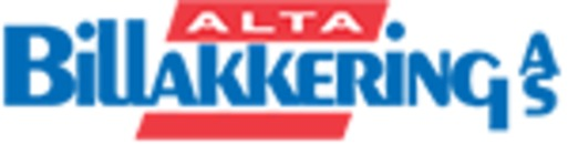 Alta Billakkering AS logo