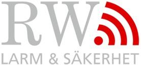 Rw Larm & Säkerhet AB logo