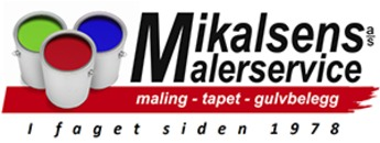 Mikalsens Malerservice AS logo