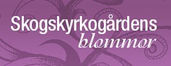 Skogskyrkogårdens Blommor logo