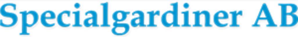 Specialgardiner AB logo