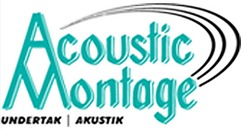 Acoustic Montage AB logo