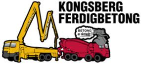 Kongsberg Ferdigbetong AS logo