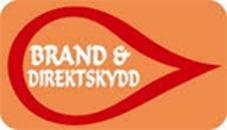 Brand & Direktskydd logo