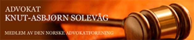 Advokat Knut-Asbjørn Solevåg logo