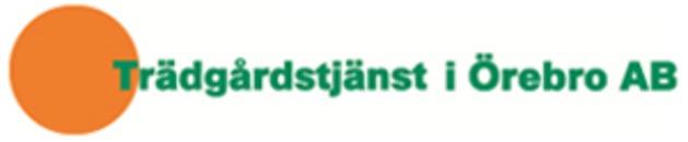 Trädgårdstjänst i Örebro AB logo