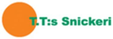 T T:s Snickeri logo