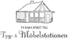 Tyg- & Möbelstationen Djursholm Ösby Stationshus logo