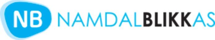 Namdal Blikk AS logo