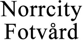 Norrcity Fotvård logo