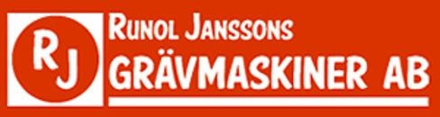 Janssons Grävmaskiner, Runol AB logo