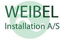 Weibel Installation A/S logo
