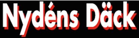 Nydéns Däck logo
