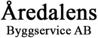Åredalens Byggservice AB logo