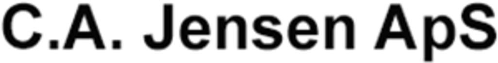 C.A. Jensen ApS logo