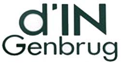 d'IN Genbrug Tilst logo