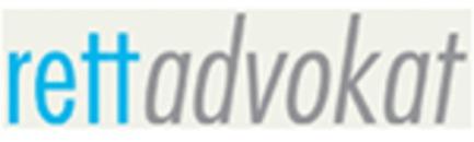 RettAdvokat ANS logo