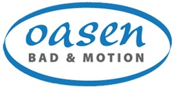 Oasen Bad & Motion, Kungsholmen logo