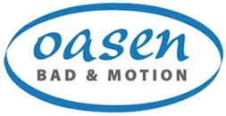Oasen Bad & Motion, Kungsholmen logo
