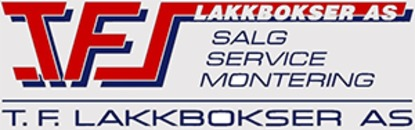 T F Lakkbokser AS logo