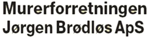 Brødløs Murerforretning ApS logo