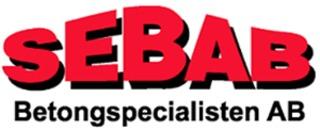 Sebab Betongspecialisten AB logo