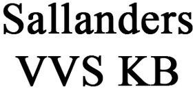 Sallanders VVS KB logo